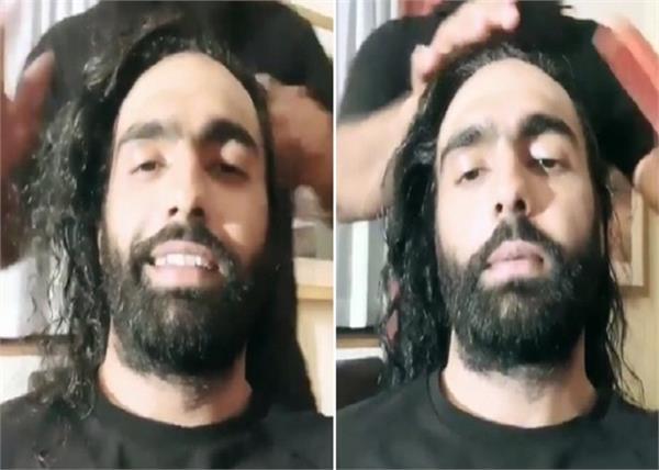 ammy virk new video viral on social media