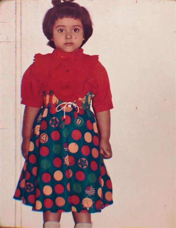 prachi tehlan childhood picture viral
