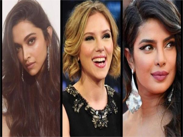 deepika padukone  priyanka chopra out of forbes highest paid actresses list