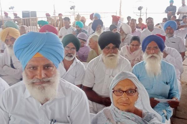 barnala freedom fighters independence day