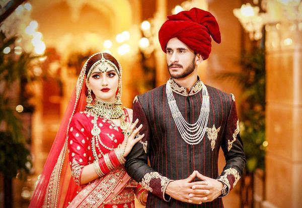 hasan ali and shamiya arzoo wedding
