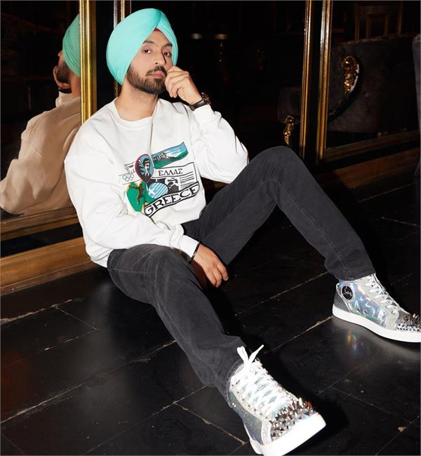 saga music and diljit dosanjh new project releasing soon