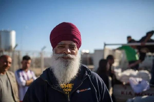 khalsa aid founder ravi singh racially attacked in austria