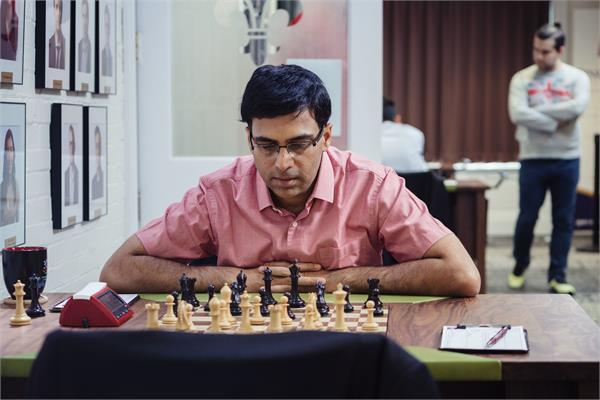 chess tournament  anand  coruana and ding join joint lead