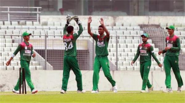 bangladesh england u 19 match tie in india final