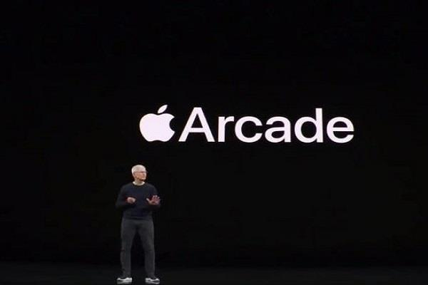 apple event 2019  apple launches apple arcade subscription for video gaming