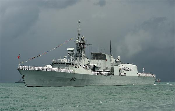 china questions canada  s intentions on crossing taiwanese ship zaldmaru