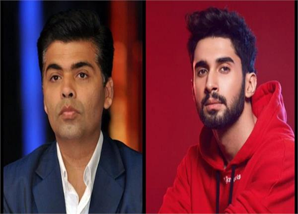 who is dostana 2 actor lakshya  karan johar  s new launch