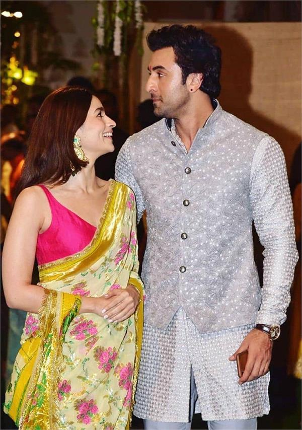 ranbir kapoor alia bhatt revealing their lucky charms