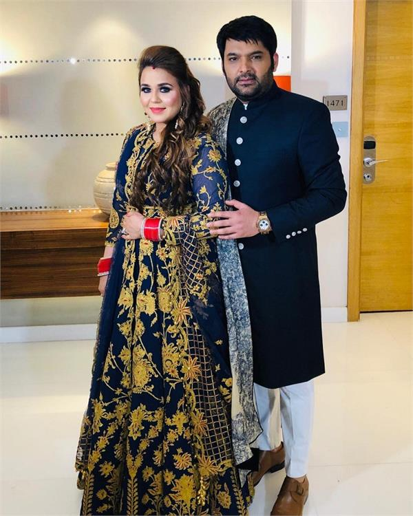 kapil sharma reveals the preparations he and his wife