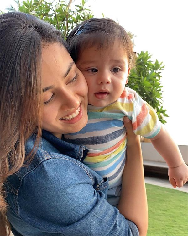 mira rajput wishes son zain a happy birthday