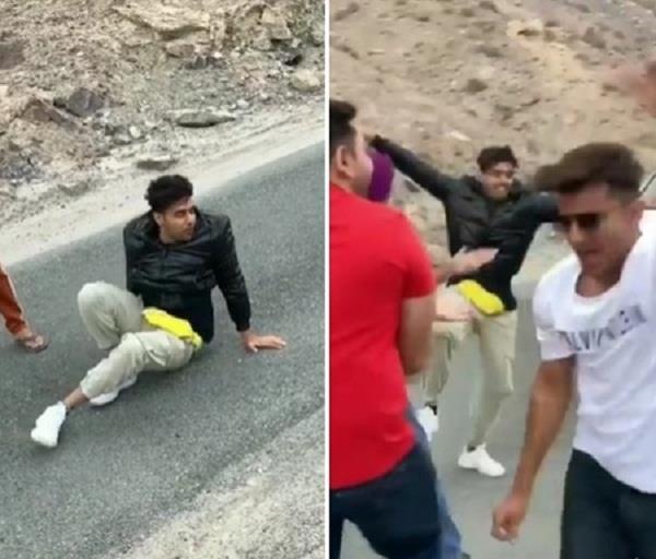 jass manak and guri full of fun and masti mood video viral