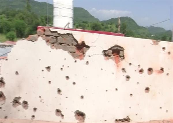 pakistan ceasefire army jammu and kashmir firing