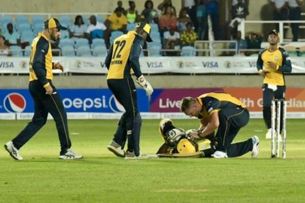 andre russell accident injured