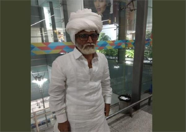 a man octogenarian in igi