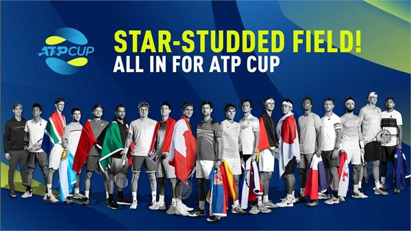 world s top 10 commit to new atp cup in australia