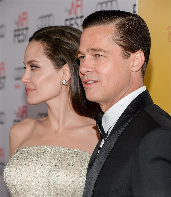 brad pitt angelina jolie split divorce alcoholics anonymous sober drinking