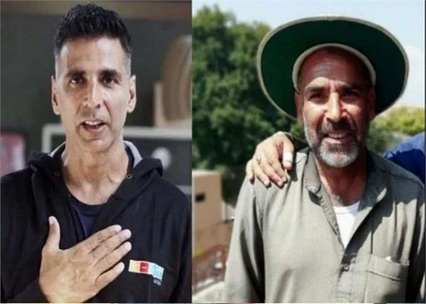internet thinks akshay kumar has a lookalike in kashmir