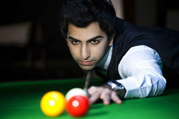pankaj advani  india  world billiards championship