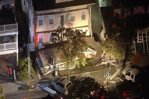 decks collapse firefighter 22 injured