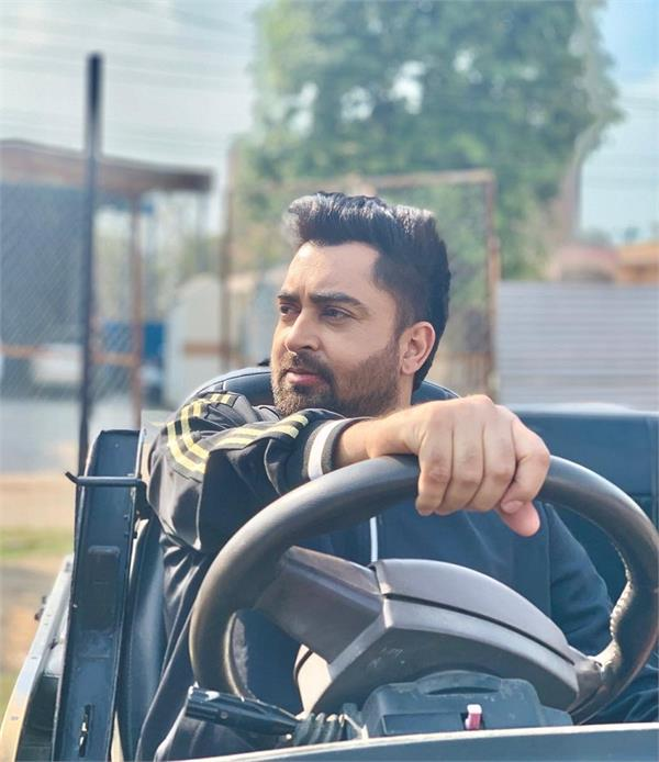 sharry maan thanks his fans birthday wishes he shared a post