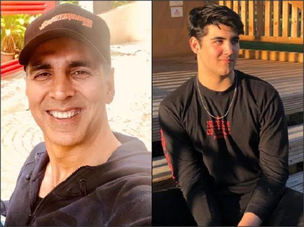 akshay kumar wishes son aarav on birthday with a heartfelt post