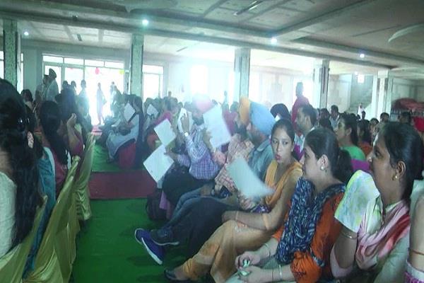teachers honored in khanna