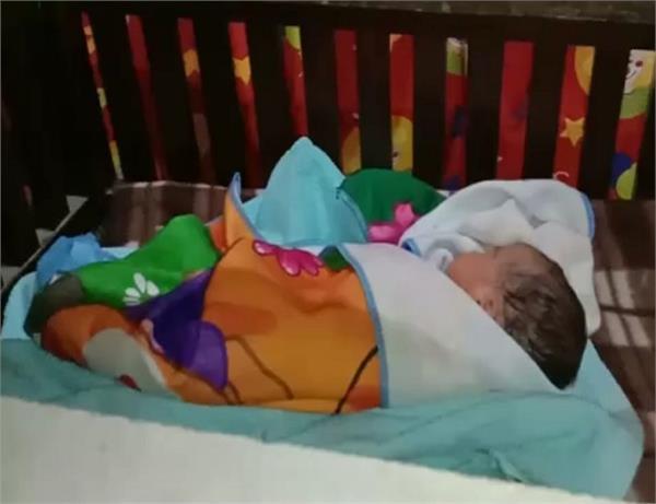 fazilka baby girl cradle