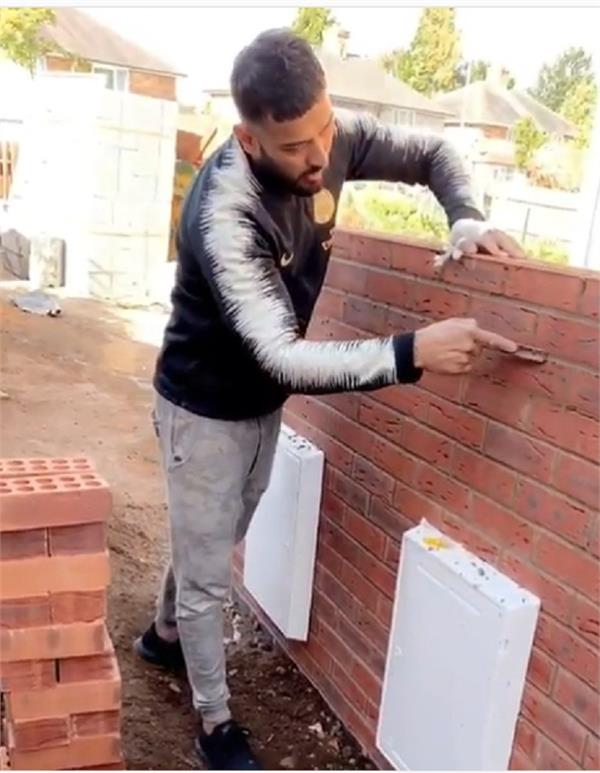 garry sandhu viral video instagram