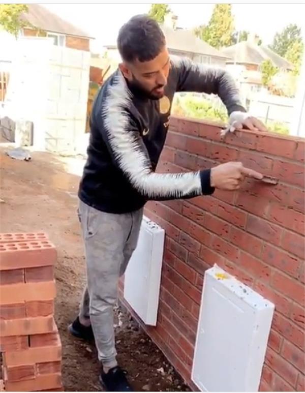 garry sandhu viral video instagram