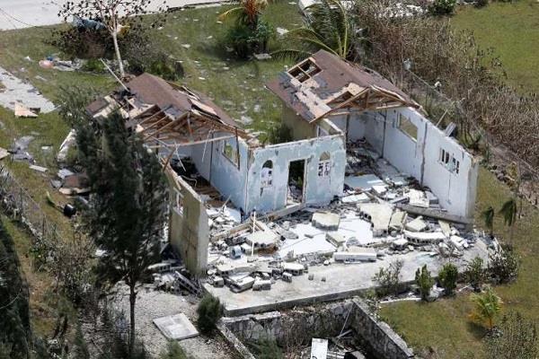 hurricane dorian  grand bahama un help