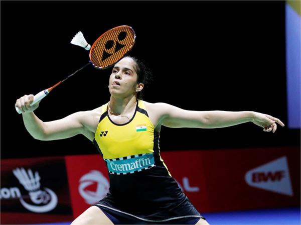 star indian shuttler saina nehwal crashed out of the china open