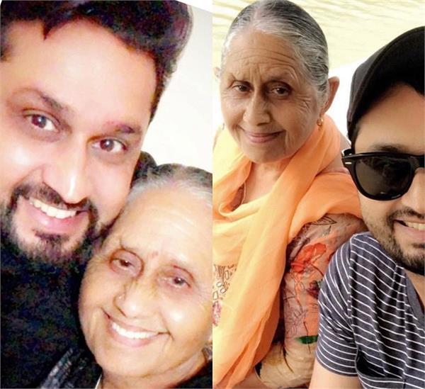 roshan prince  s mom birthday