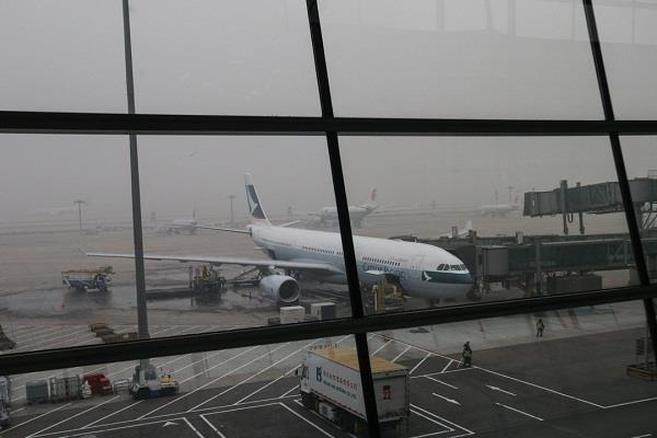 china  56 flights canceled