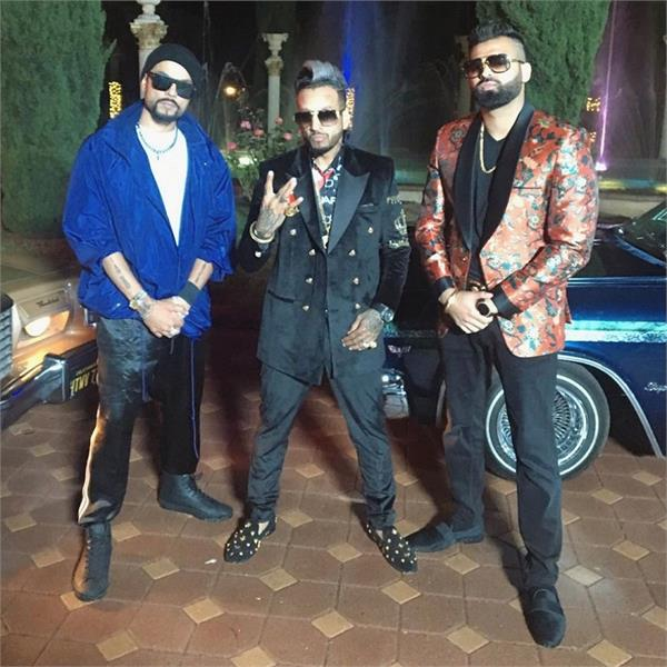 bohemia and jazzy b collaborate together for new song