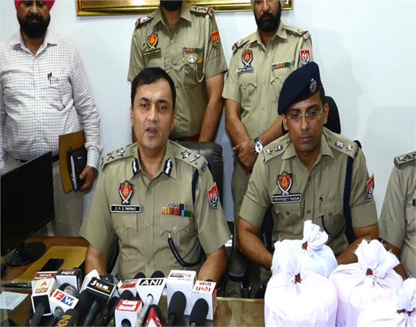 amritsar police party big action rights suspended