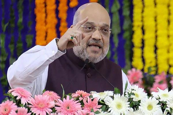amit shah appeals for hindi as national language