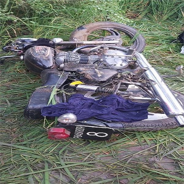 fair  khadoor sahib  three youths  road accident