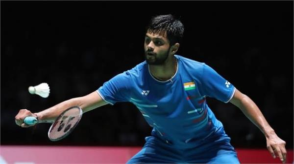 china open praneeth loses in quarter