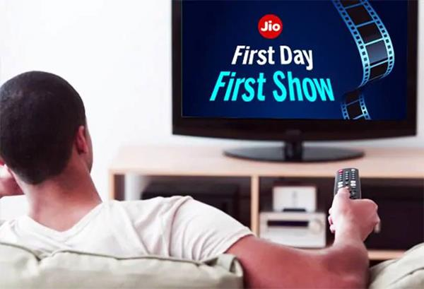 jio first day first day show