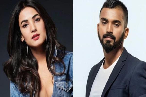 kl rahul  sonal chauhan  team india