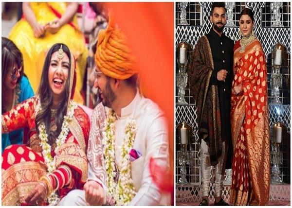 real brides  new tweets by anushka