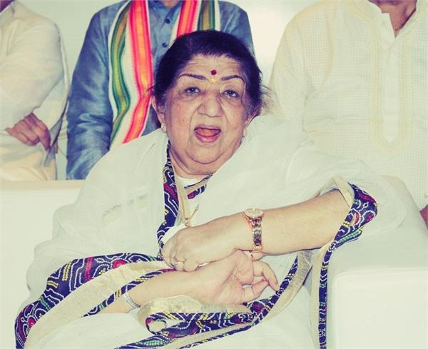 lata to be honoured with  daughter of the nation  on 90th birthday
