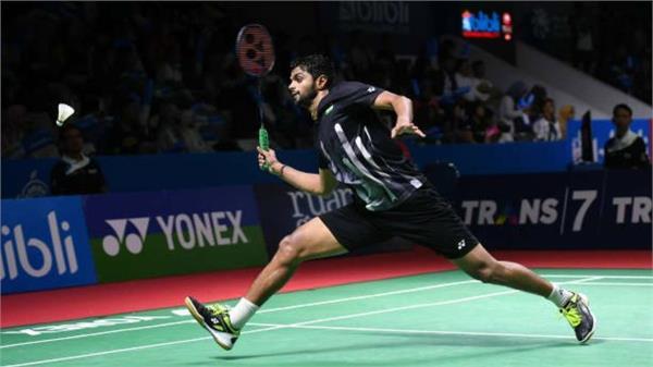 sai praneeth beats suppanyu avihingsanon and enter 2nd round of china open