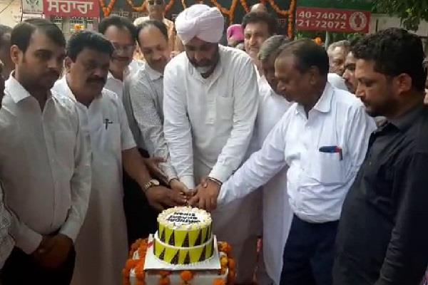 bathinda  manpreet badal  shaheed bhagat singh  birthday