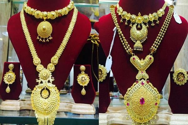 gold was up by rs 700 and silver by rs 150
