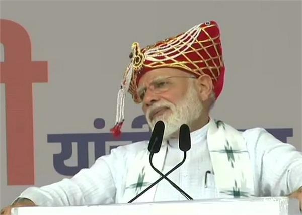 prime minister narendra modi new heaven kashmir bjp government