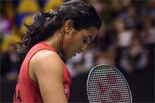world champion pv sindhu crashes out from china open