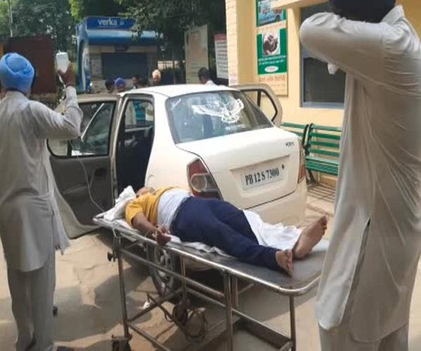 road accident  2 death