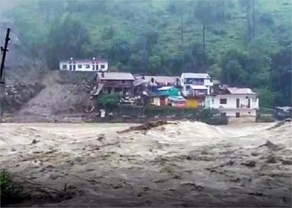 uttarakhand monsoon 60 dead